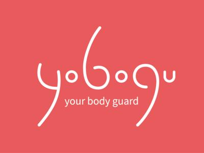 Corporate Identity   logo - yobogu on color