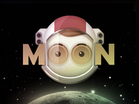 Me on the MOON