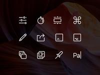Pro Sub Icons