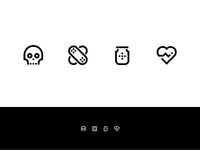 Health Icons line health icon