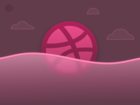 First Dribbble Post