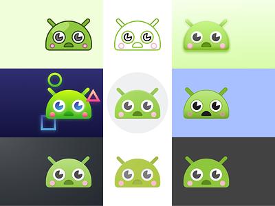 Paranoid Android logos aospa icon alt icons logo
