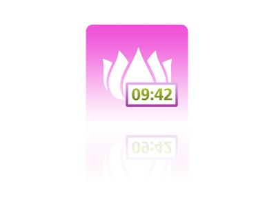 Meditation Timer App iphone logo