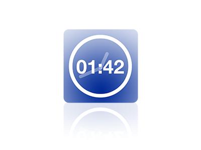 Clockulous iphone icon
