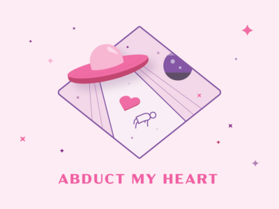 Abduct My Heart