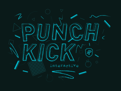 Punchkick Shirt Design 1