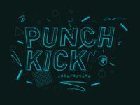 Punchkick Shirt Design 1