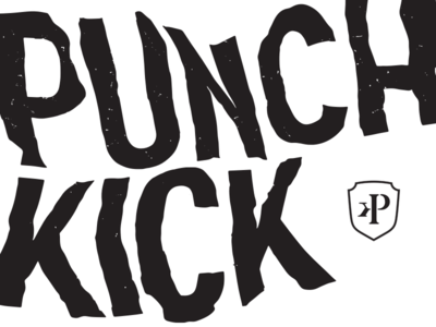 Punchkick Shirt Design 2