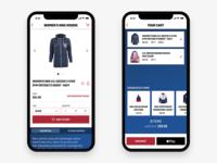 Soccer App – Store