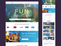 Merlin Entertainments Careers Concept