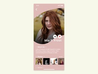 Daily UI Challenge - #006 User Profile