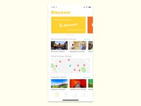 Daily UI Challenge - #029 Map
