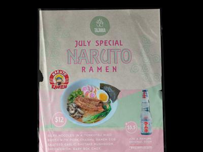 Ramen Special - Tajima