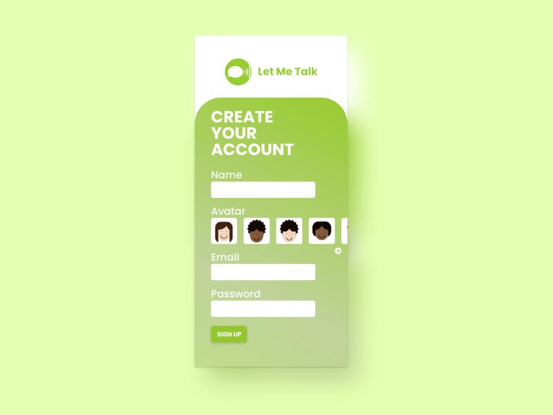 Daily UI #01 challenge digital web app ux design ui