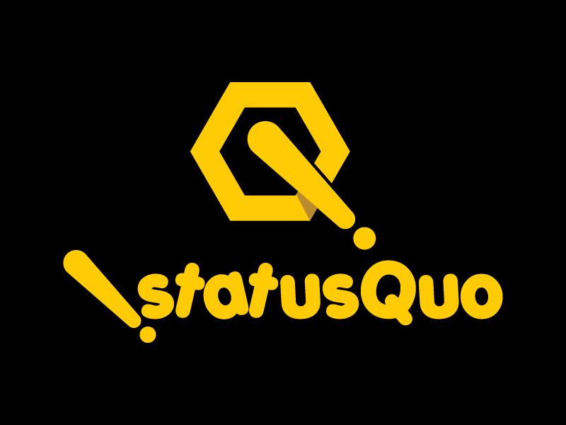 Statusquo logodesign logo design logotype logos logo !statusquo