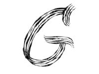 "36daysoftype ""G"""
