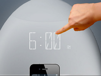 Touch Bedside Device Concept