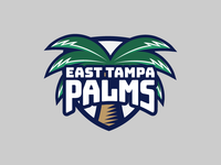 East Tampa Palms Logo