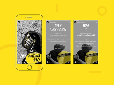 Zine Sakit Jiwa #10 - Open Submission Campaign