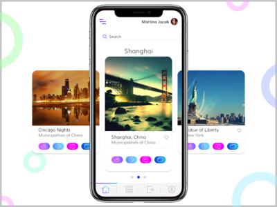 Travellers App