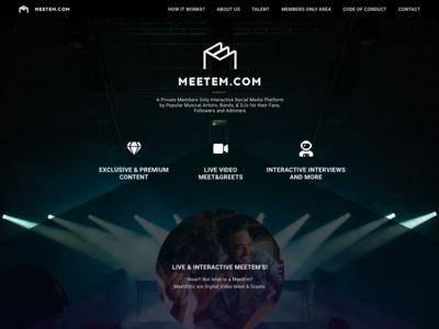 MeetEm Webxl
