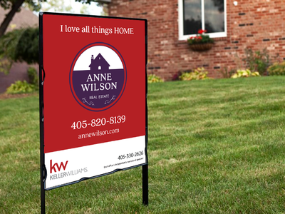 Realtor Yard Sign