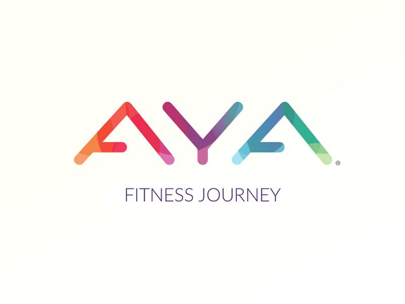 Aya, a Fitness Journey Branding