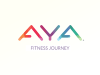 Aya, a Fitness Journey Branding