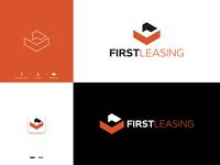 First Leasing Logo