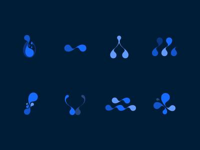Creativity of Drops