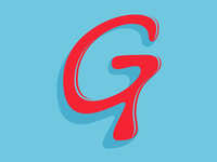 36 Days of Type, Letter G