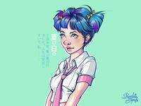 夏の日 | Natsu no hi