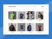 PIPS Web Shop