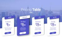 Price Table V1.