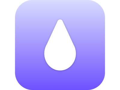 Waterdrop App Icon