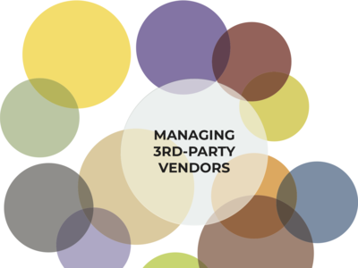 IMAGE 3rd Party Vendors