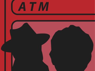 Vector Art ATM Fraud 2017 creative direction vector illustration editorial design
