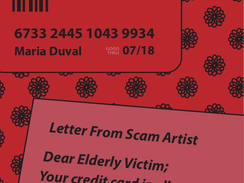 Illustration Letter Fraud creative direction editorial illustration vector illustration