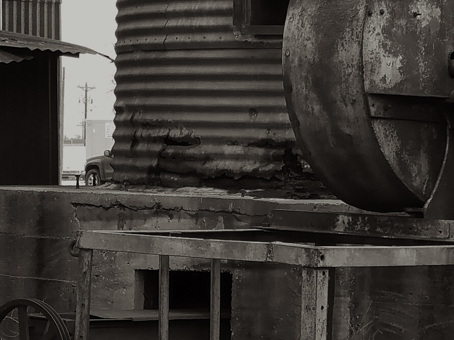 New Ruins, Seguin TX photography