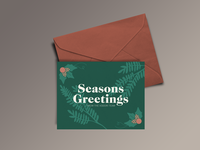 Season's Greetings: 2018