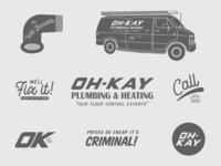 Oh-Kay Branding Assets