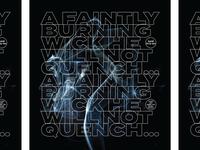 Sermon Shot 2 - Faintly Burning Wick