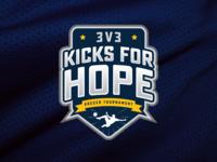 Kicks For Hope Logo