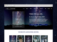 Alexandra Monir (YA Author Website)