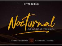 Noturnal Font
