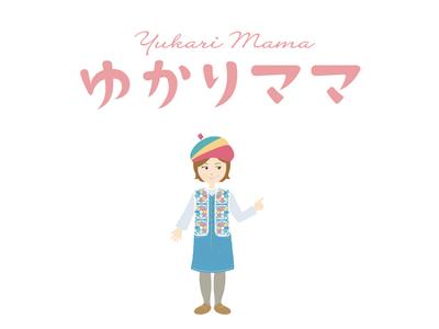 Yukarimama / Logo and Character design