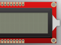 Project LCD Screen