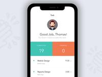 Mobile - Task UI