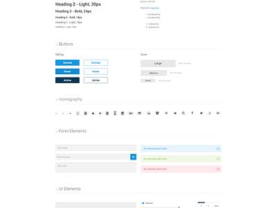 Zoner UI (PSD freebie) web design bootstrap ui elements form elements web elements ui kit psd freebie free psd ux ui