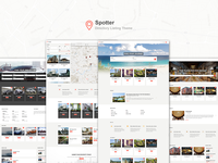 Spotter - Directory Listing Theme